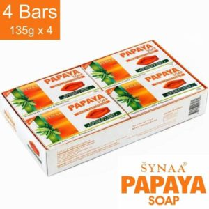 Synaa Papaya Offer Pack – Pack of 4