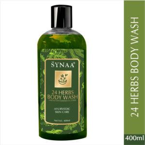 Synaa 24 Herbs Body Wash