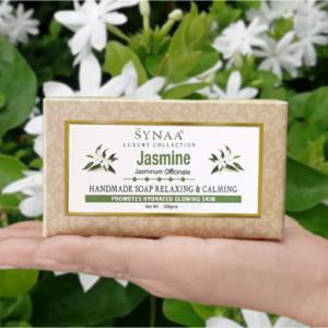 Synaa Jasmine Handmade Soap