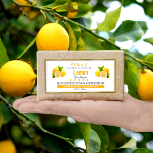 Lemon Handmade Soap