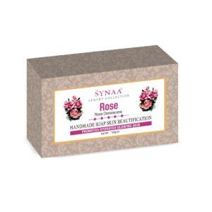 Synaa Rose Handmade Soap