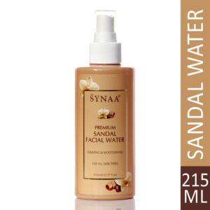 Synaa Saffron Facial Water