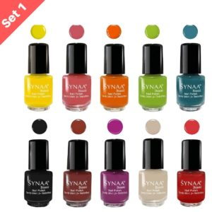 Synaa Nail Polish Set