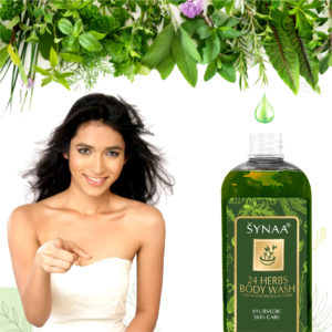 Synaa 24 Herbs Body Wash