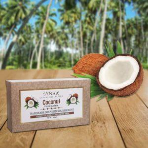 Synaa Coconut Handmade Soap