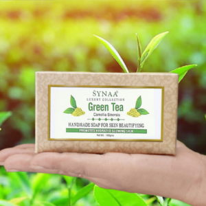 Synaa Green Tea Handmade Soap