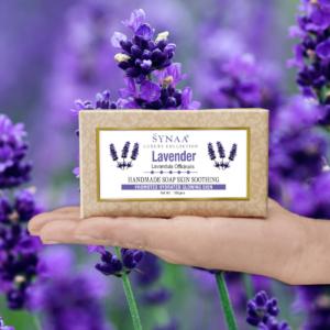 Synaa - Lavender Handmade Soap