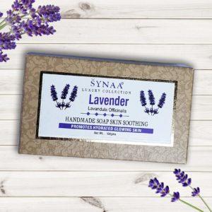 Synaa Lavender Handmade Soap