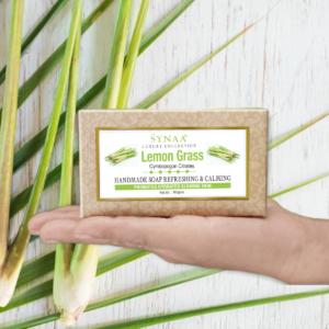 Synaa - Lemon Grass Handmade Soap