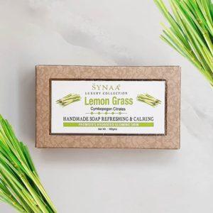 Synaa Lemon Grass Handmade Soap