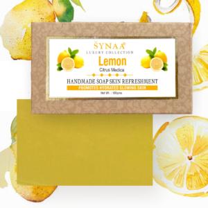 Synaa - Lemon Handmade Soap