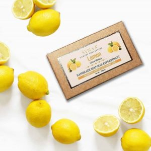 Synaa Lemon Handmade Soap