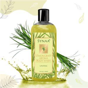 Synaa Lemongrass Body Wash
