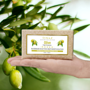 Synaa - Olive Handmade Soap