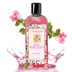 Synaa Rose Body Wash