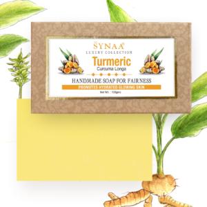Synaa - Turmeric Handmade Soap