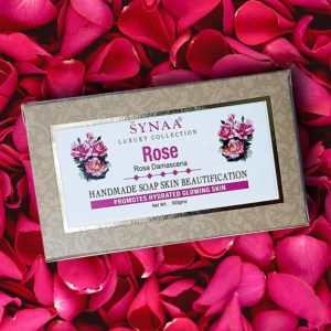Synaa rose Handmade Soap 1