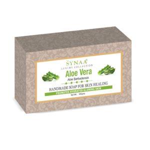 Synaa Aloe Vera Handmade Soap