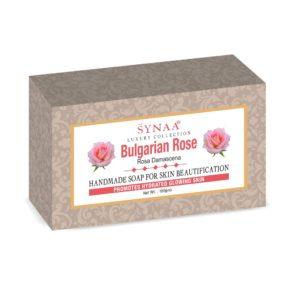 Synaa Bulgarian Rose Handmade Soap