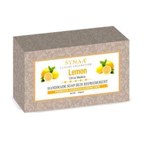 Synaa Lemon Handmade Soap