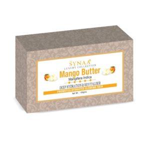 Synaa Mango Butter Handmade Soap