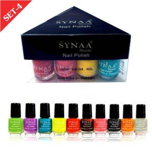 Synaa Nail Polish Set