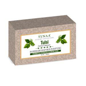 Synaa Tulsi Handmade Soap
