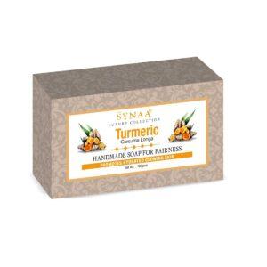 Synaa Turmeric Handmade Soap