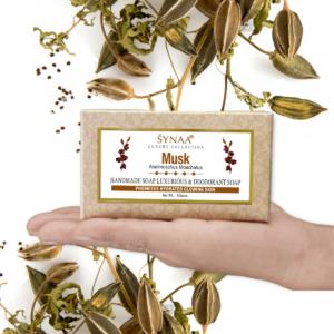 Synaa Musk Handmade Soap