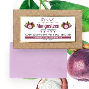 Synaa Mangosteen Handmade Soap