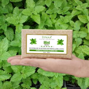 Synaa Mint Handmade Soap
