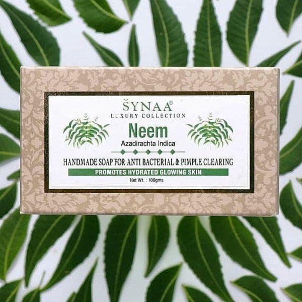 Synaa Neem handmade soap
