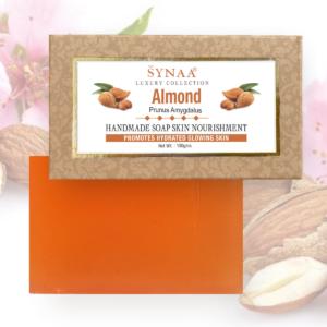 Synaa - Almond Handmade Soap