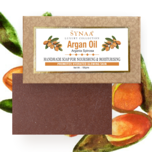 Synaa - Argan oil Handmade Soap