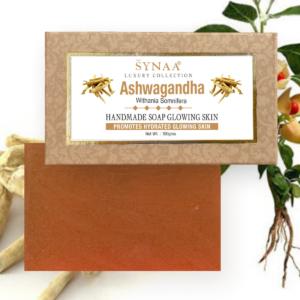 Synaa - Ashwagandha Handmade Soap