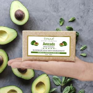Synaa Avocado Handmade Soap