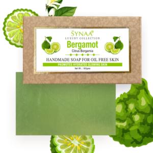 Synaa Bergamot Handmade Soap