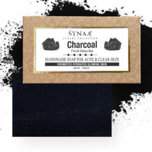 Synaa - Charcoal Handmade Soap