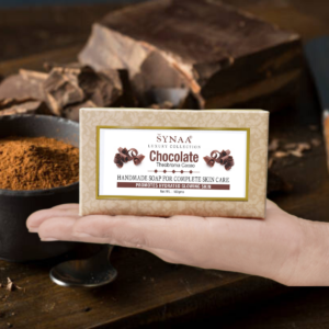 Synaa - Chocolate Handmade Soap