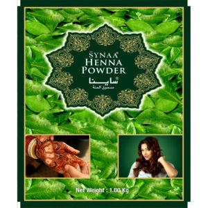 Synaa Henna Powder 1kg