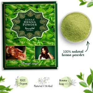 HENNA POWDER IMAGE